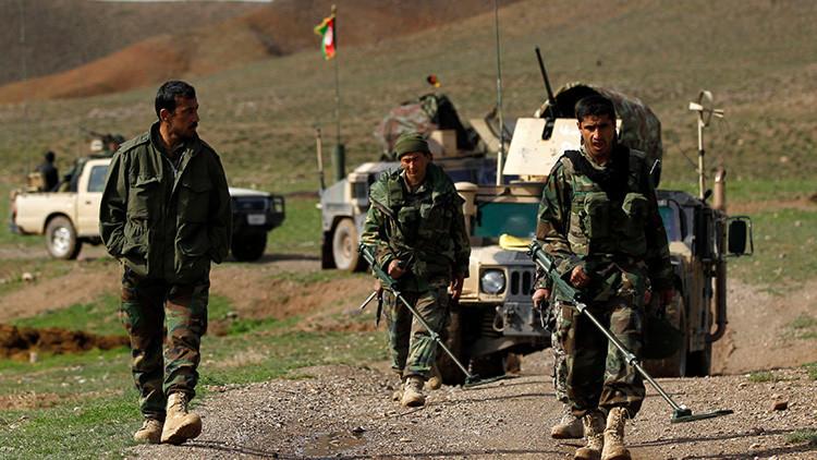Dos militares de EE.UU. mueren en un ataque de un soldado afgano