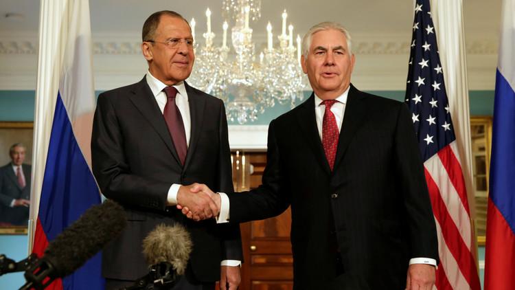 Lavrov y Tillerson subrayan la necesidad de resolver la crisis con Catar mediante negociación