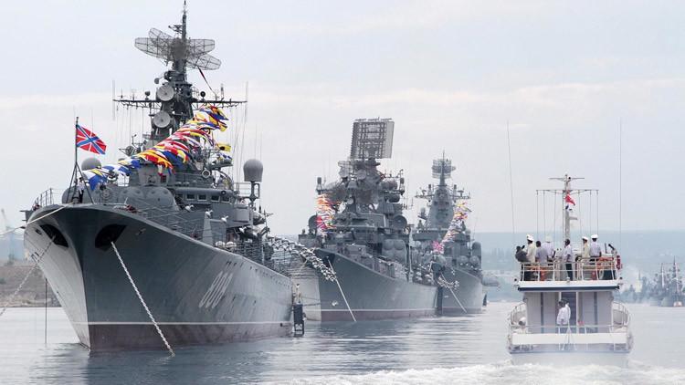 Potencia naval en desarrollo: ¿En qué buques hace hincapié la Armada rusa?