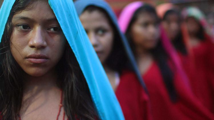 La tribu indígena condenada a pasar hambre y sed en Colombia