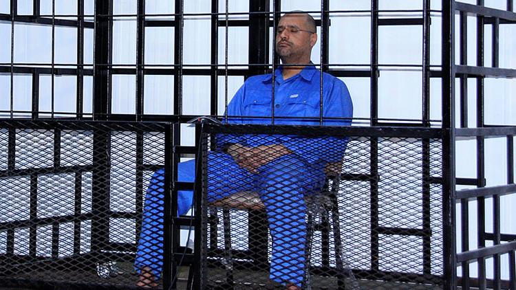 La Fiscalía libia pide la detención inmediata de Saif al Islam Gaddafi