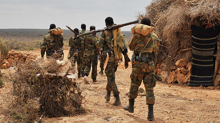 EE.UU. realiza su primer ataque aéreo en Somalia bajo el mandato de Trump