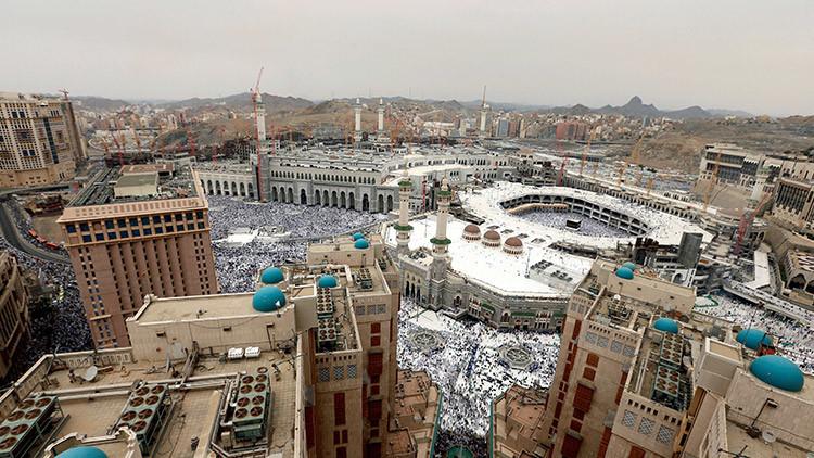 Arabia Saudita impide a ciudadanos de Catar ingresar a La Meca en medio de la crisis diplomática