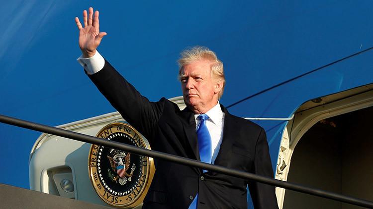 """""""Muy cobarde"""": Trump vuelve a condenar las filtraciones hechas por Comey"""