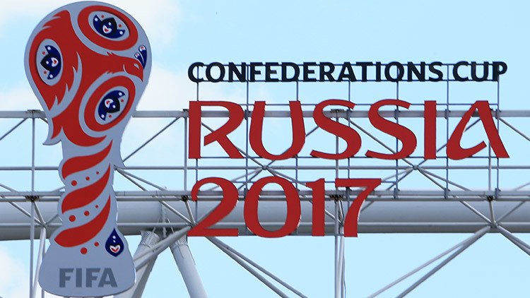 Rusia y la FIFA logran un acuerdo televisivo para la Copa Confederaciones