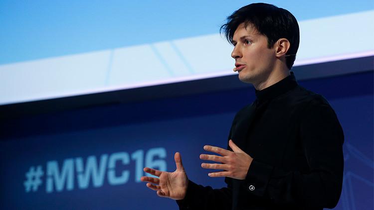 El creador de Telegram y del 'Facebook ruso' afirma que las agencias de EE.UU. intentaron sobornarlo