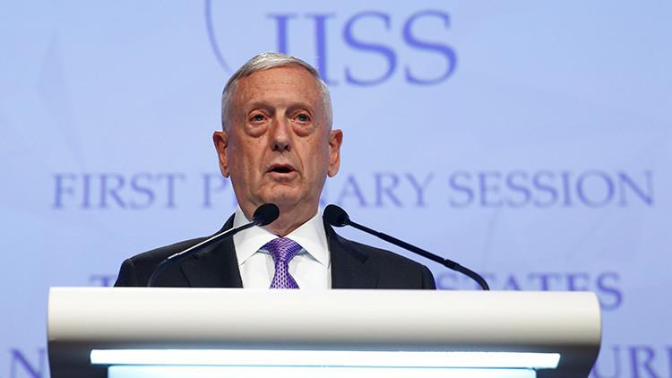 El jefe del Pentágono admite estar en 'shock' por la baja preparación de los militares de EE.UU.