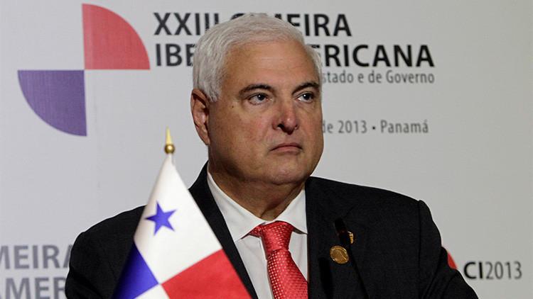 Arrestan al expresidente panameño Ricardo Martinelli en Florida