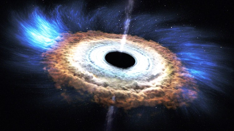 Rusia lanzará un enorme observatorio orbital para localizar millones de agujeros negros