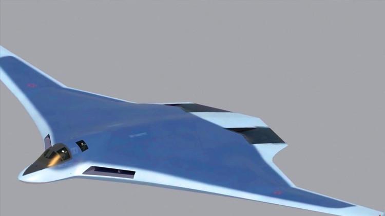 El futurista bombardero ruso PAK-DA rompe con los conceptos militares tradicionales del país