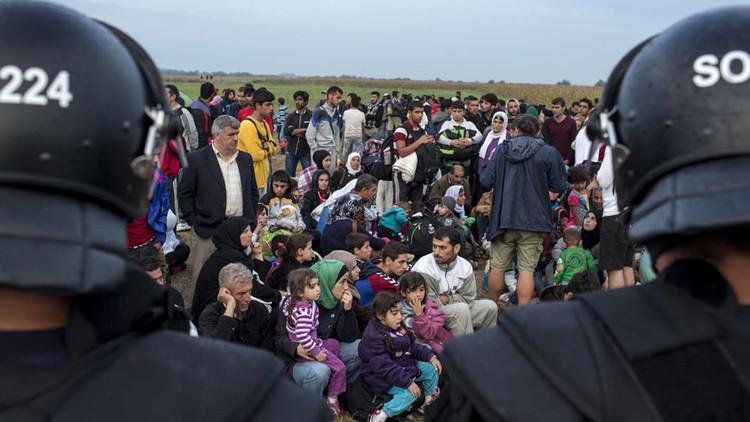 La UE inicia proceso contra Hungría, Polonia y República Checa por no aceptar refugiados