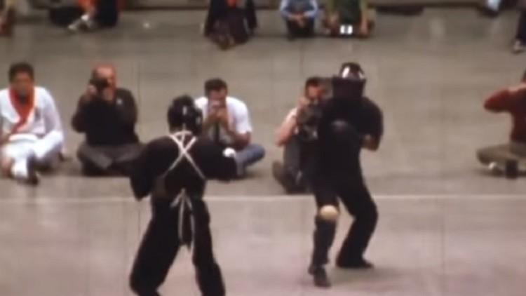 ¡Sin piedad!: Publican la única grabación de una pelea real de Bruce Lee