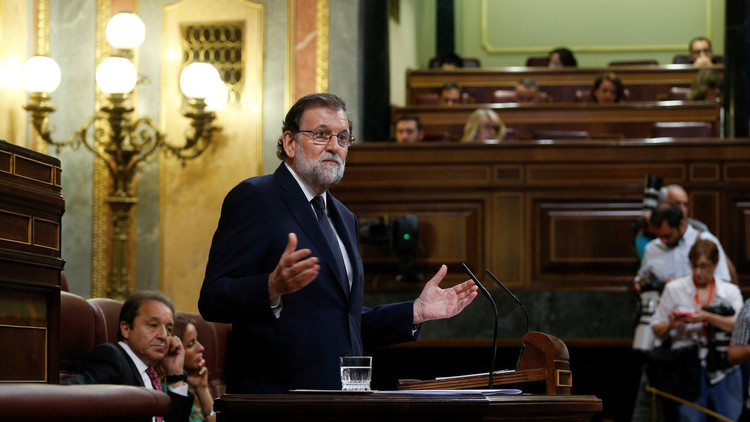 El nuevo e indescifrable 'lapsus verbal' de Rajoy (VIDEO Y MEMES)