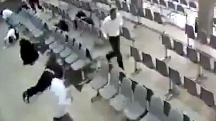 FUERTES IMÁGENES: Publican un video del ataque terrorista contra el Parlamento de Irán