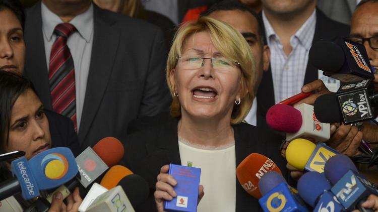 Fiscal General solicita enjuiciamiento contra ocho magistrados del TSJ en Venezula
