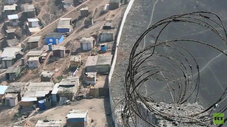 El hombre que podría derribar el 'muro de la vergüenza' en Perú