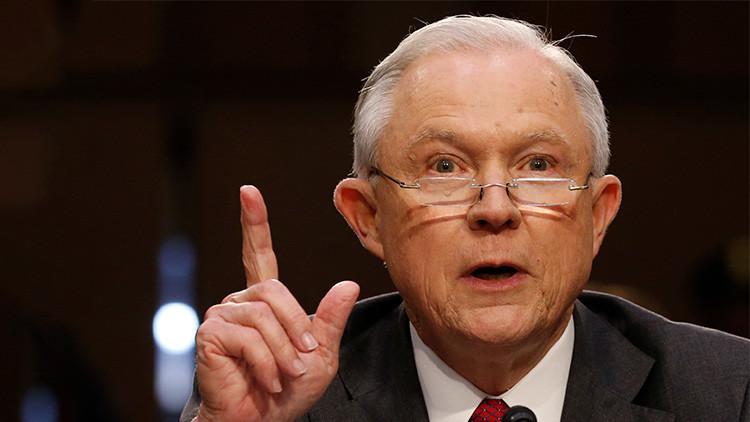 """Fiscal general de EE.UU.: La idea de una colusión con Moscú en las presidenciales es """"detestable"""""""