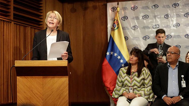 Venezuela: ¿Quiere la fiscal general ser presidenta?