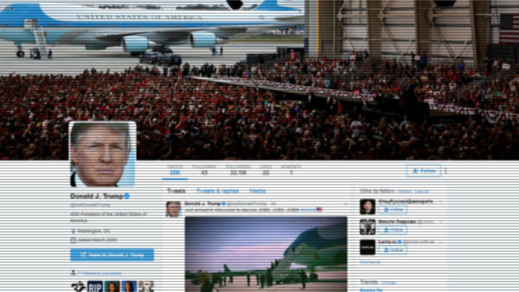 """Stephen King planea """"matarse"""" si no puede leer los tuits de Trump, pero J.K.Rowling le echa un cable"""