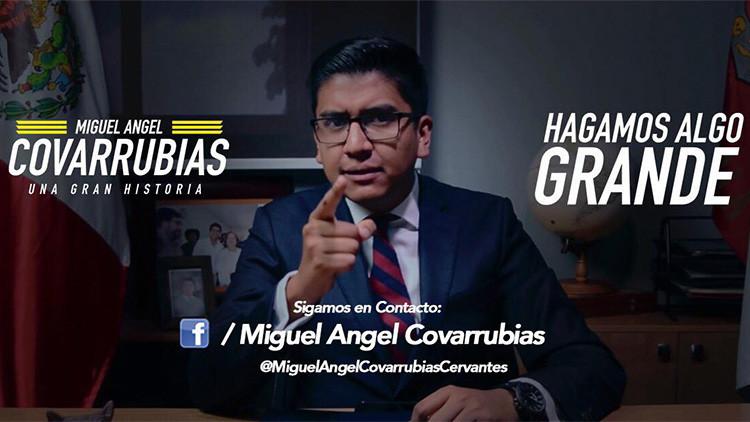 'Frank Underwood' mexicano: Político plagia discurso del personaje televisivo