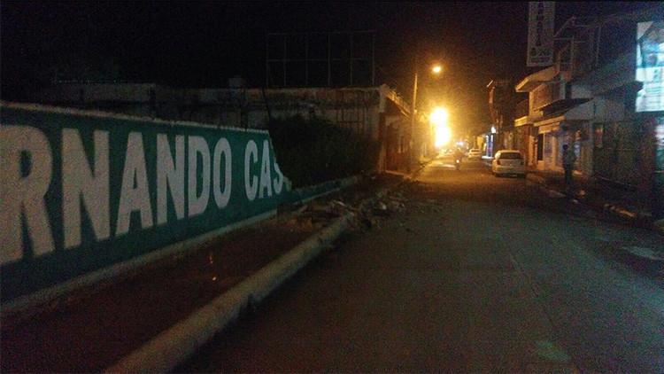 Un terremoto de 6.9 grados sacudió la frontera entre Guatemala y México