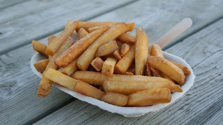 Consumo de papas fritas aumenta mortalidad, según estudio