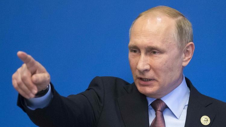 """Putin promete una """"respuesta adecuada"""" de Rusia a las acciones de la OTAN y el escudo antimisiles"""