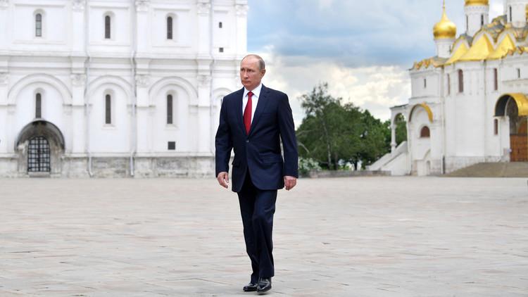 """Putin responde a las declaraciones sobre una """"Rusia derrotada"""""""