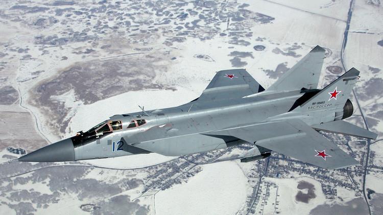 Rusia desarrolla un nuevo caza interceptor y renovará el supersónico MiG-31
