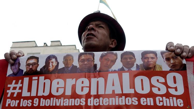 Crece la tensión entre Bolivia y Chile por la detención de 9 funcionarios bolivianos