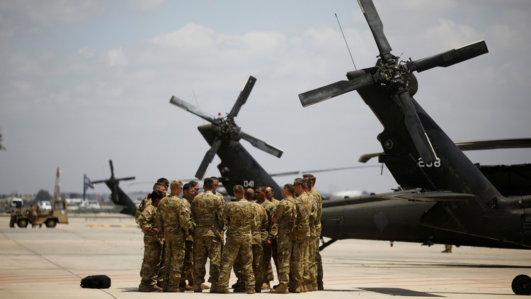 Así pone Trump fin a los años de austeridad en las Fuerzas Armadas de EE.UU. desde George W. Bush
