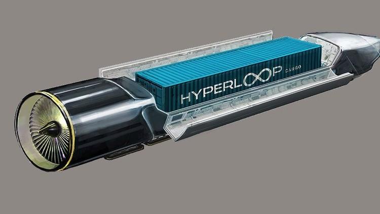 La velocidad supersónica de 'Hyperloop': de Madrid a Tánger en 47 minutos