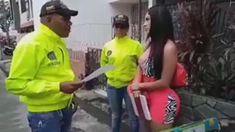 Testimonio de la madre de la modelo colombiana detenida por secuestro podría darle un giro al caso