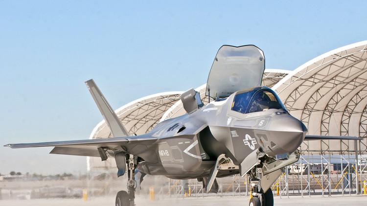 El mayor secreto militar de EE.UU. es revelado: Cómo derribar un F-35