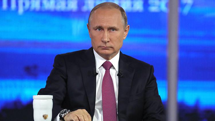 Lo más destacado de la línea directa con Putin, en ocho puntos