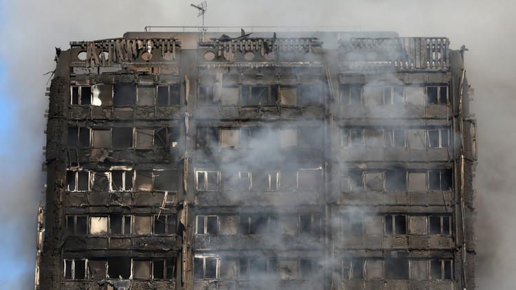 """""""Recen por mí"""": El mensaje final de una de las víctimas del incendio de la Grenfell Tower"""