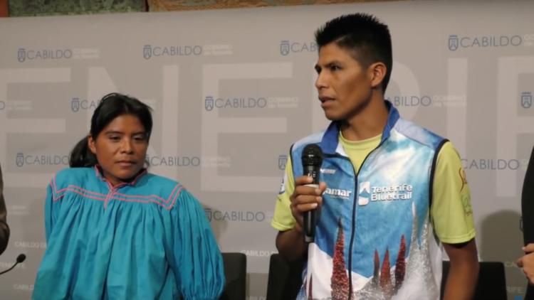 La historia de los corredores rarámuris que ganan carreras sin entrenamiento especial