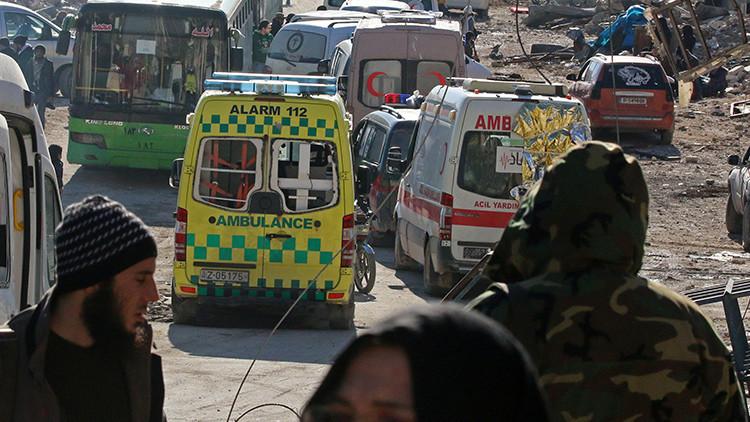Siria: Se reportan muertos y heridos tras una explosión en Idlib