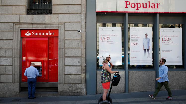 """Venta del Popular al Santander por 1 euro: """"Los especuladores campan sin ningún tipo de cortapisa"""""""