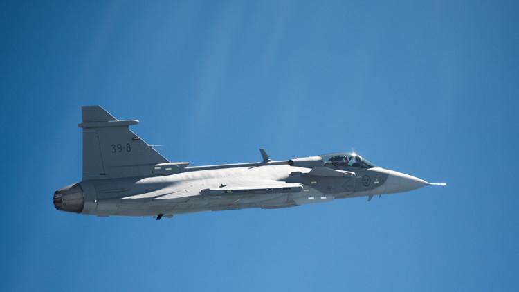 Video: Un prototipo del caza sueco más avanzado supera con éxito su vuelo inaugural