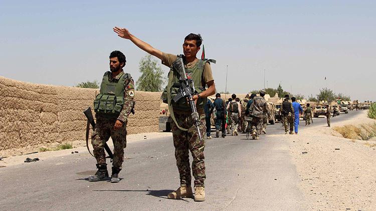 Afganistán: Aumenta a siete el número de soldados estadounidenses heridos en ataque