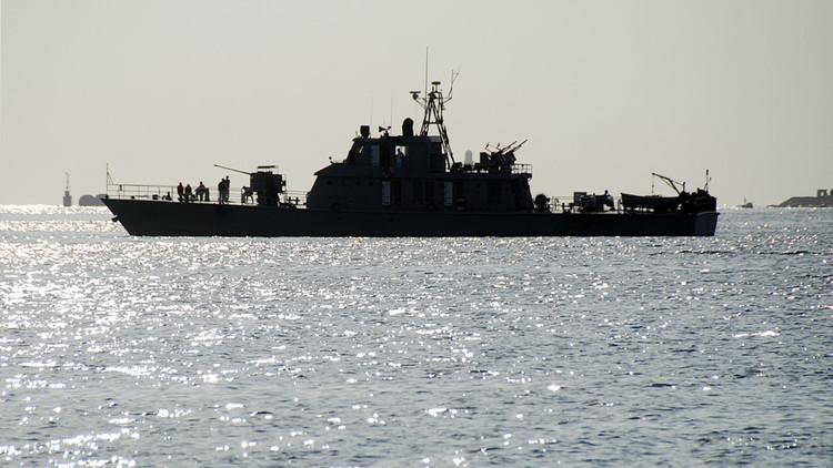 China e Irán realizan ejercicios conjuntos en el golfo Pérsico (VIDEO)