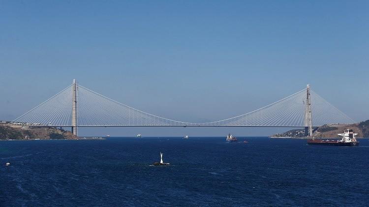 FOTO: El mar Negro se ha tornado turquesa y no es una ilusión
