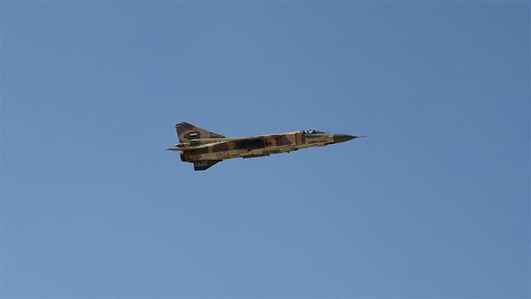 La coalición justifica derribo de avión sirio por