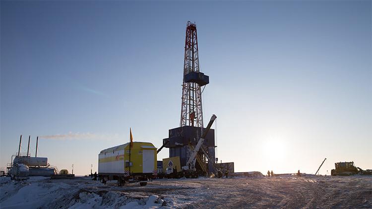 Rusia halla un yacimiento de petróleo que quizá sea el mayor del Ártico