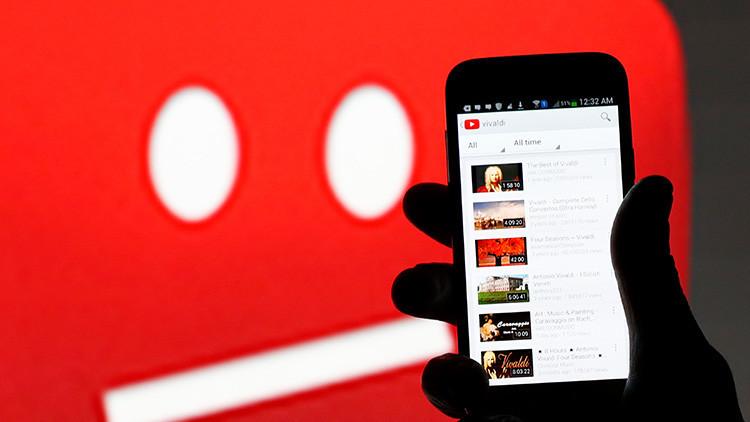 Google restringe el contenido extremista en los videos de Youtube