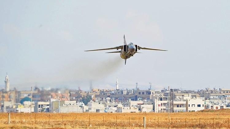 """Moscú: """"El derribo del avión sirio por EE.UU. es un acto de agresión y una ayuda a los terroristas"""""""