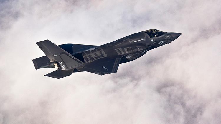 Ensayan un asiento eyectable del F-35 en cazas británicos de la década de 1940
