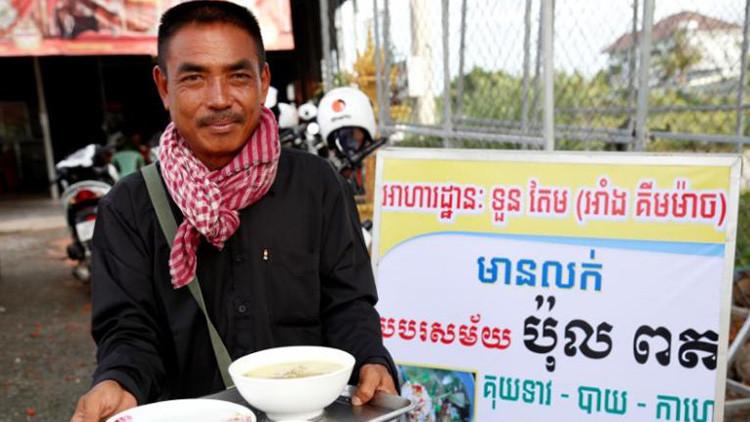 ¿Qué son la 'gachas de Pol Pot'? La historia de un controvertido plato camboyano