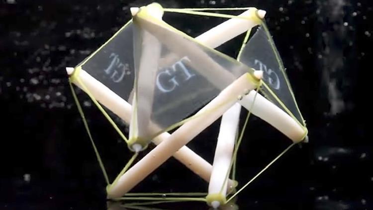 'Impresión 4D', la clave del futuro de la humanidad en el espacio (Video)